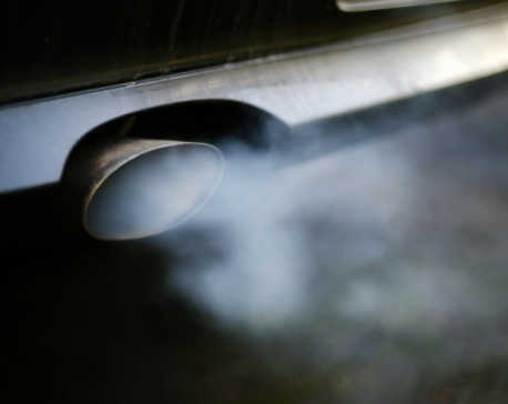 Over 50 pc vehicles in capital fail pollution test