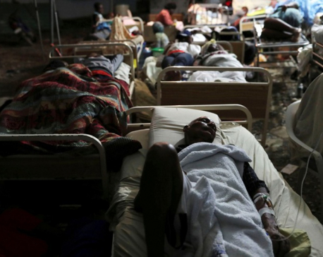 Update: Haiti quake kills at least 14, aftershock jolts nervous residents