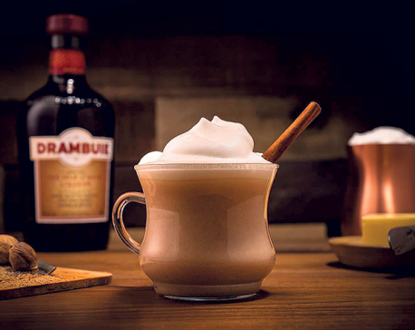 Drinks to warm you up, nothing beats a hot cocktail on a cold day