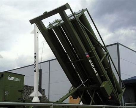 India signs $777 million deal with Israel for Barak 8 missile systems