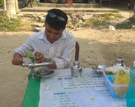 More people consuming Jamara juice to cure illness