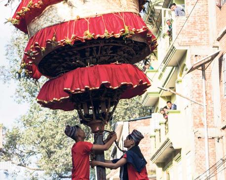 'Kahi Nabhayako Jatra Handigauma'