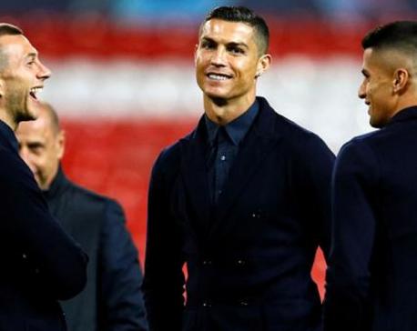 Juve's Ronaldo prepared for emotional return to Old Trafford