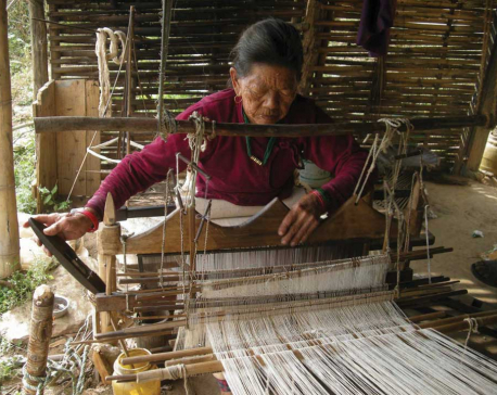 Khadi industry makes a comeback in Khotang