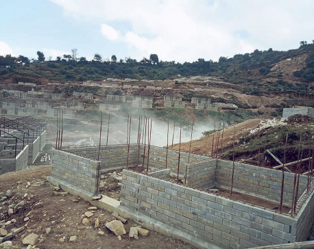 Laprak quake victims to spend fourth Dashain in tents