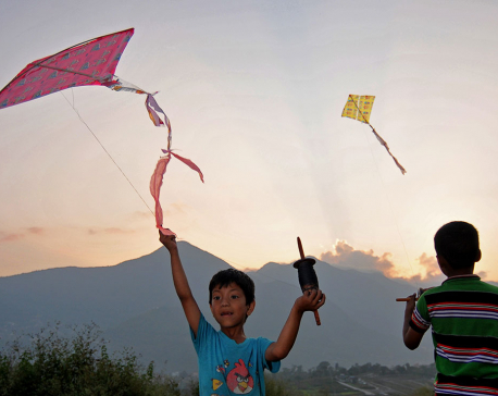 With arrival of digital age, kite business is disappearing