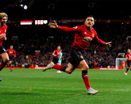 Mourinho's United deliver comeback win over Newcastle