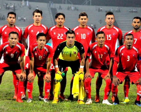 Defending champion Nepal knocked out of Bangabandhu Gold Cup