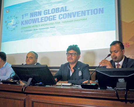 NRNA's expert convention begins today in capital