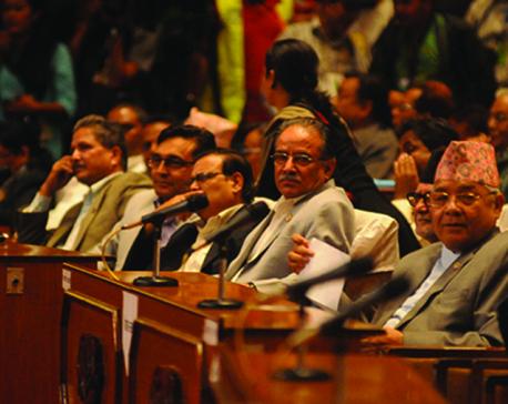 Failing parliamentarians