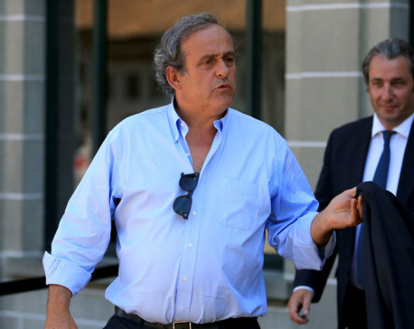 'Slanderous denunciation': Disgraced ex-UEFA boss Platini files complaint over FIFA 'conspiracy'