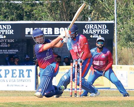 Blasters continues defending spree overcoming Paltan batting firepower