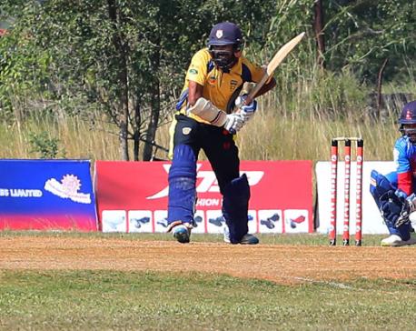 Pokhara Paltan defeat Chitwan Rhinos by five wickets