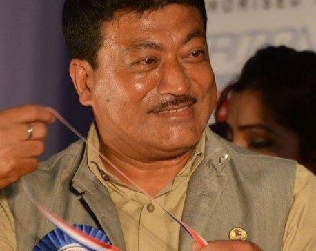 My resignation will pave the way for Bam Dev Gautam: Lawmaker Manandhar