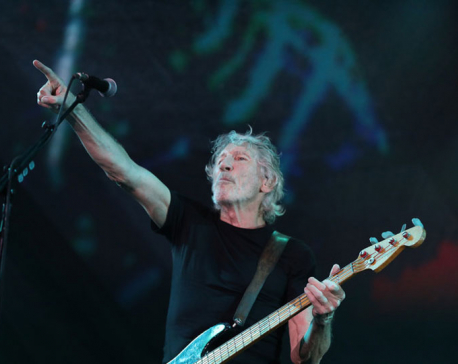 Roger Waters dodges arrest with a last-minute slap at Brazil's Bolsonaro