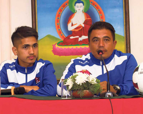 Nepal kicks off SAFF U-15 C'ship against Maldives today