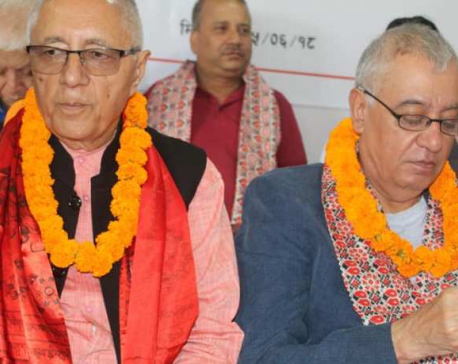 Party president trying to be 'dictator' through statute amendment: Dr Koirala