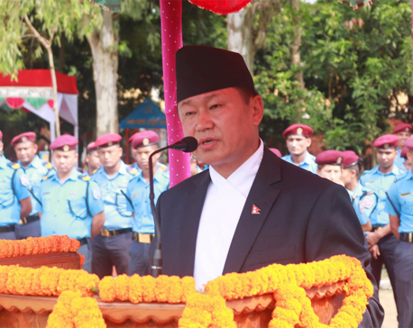 Fearless environment needed in society, Chief Minister Rai says