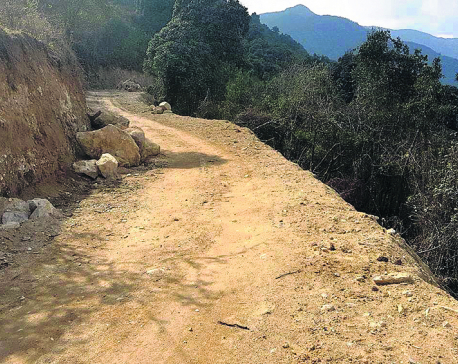 Direct road linking Sikkim to Nepal by December