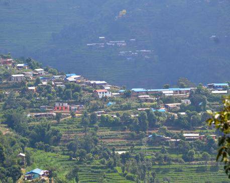 Chautara quake victims get housing reconstruction certificates