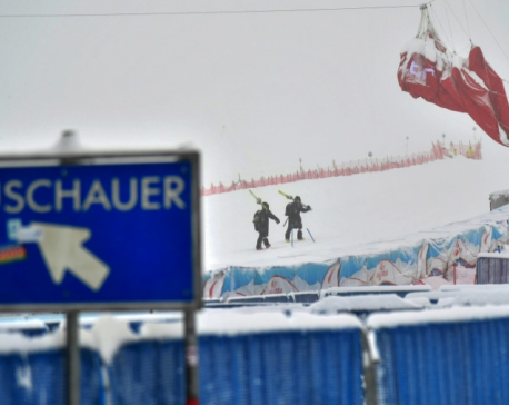 World Cup ski meet called off with bad weather