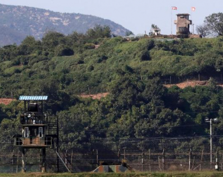South Korea begins removing mines, expects North to do same