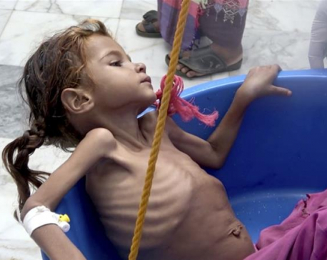 UN: 14 Million Yemenis could soon be at risk of starvation