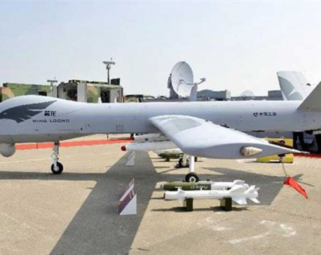 China to sell unmanned, strike-capable drones to Pakistan