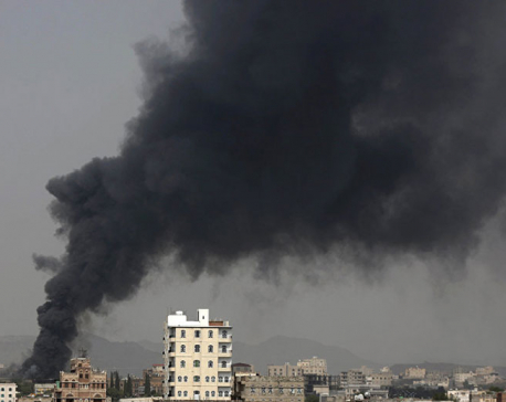 At least 19 killed, 10 injured in Saudi-led coalition air raid in Yemen - Report