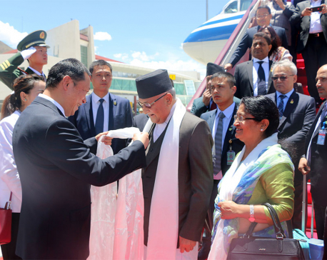 Nepalis in Lhasa request PM to address citizenship, passport issues