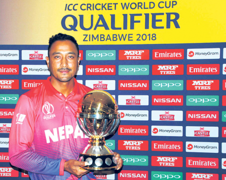 In-form Nepal faces strong Zimbabwe today