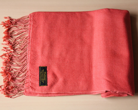 Nepal exports pashmina products to 47 countries