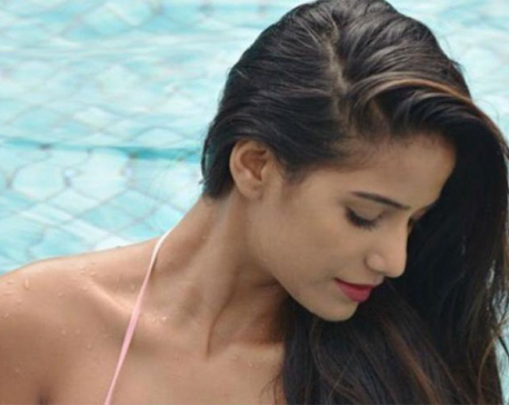 Will Poonam Pandey go topless at Club Déjà vu?