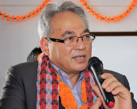 Probe if Narayangadh-Mugling road construction stretches on: Home Minister Thapa
