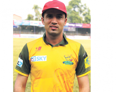 Happy Mustafa feels Nepal has great future in cricket