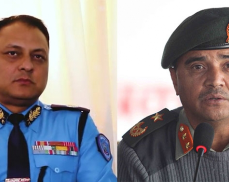 Sarbendra Khanal named new chief of Nepal Police