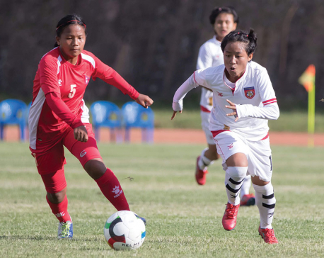 Nepal humiliated 11-1 by Myanmar; crashes out of AFC U-16 Women's Championship Qualifiers
