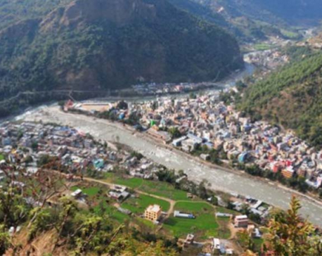 2 school buildings, toilet swept away in Myagdi