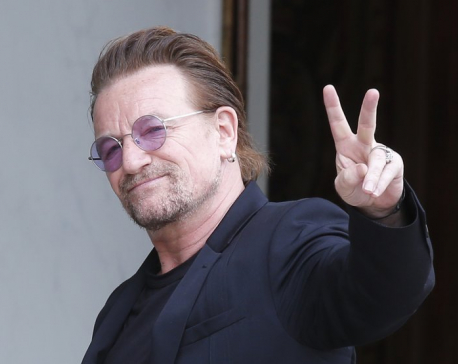 U2 reschedules Berlin concert after Bono loses voice
