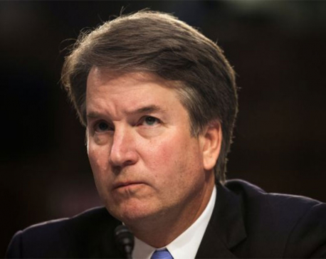 Supreme Court nominee Kavanaugh denies sexual misconduct allegation