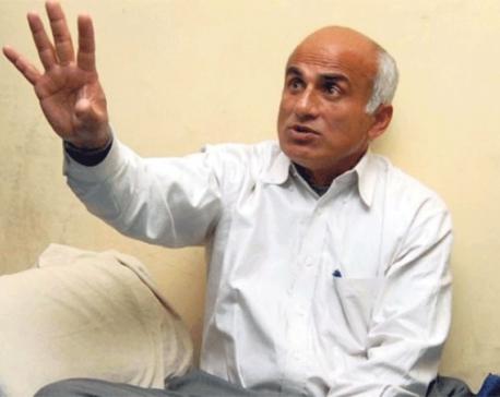 Dr KC threatens 16th hunger strike
