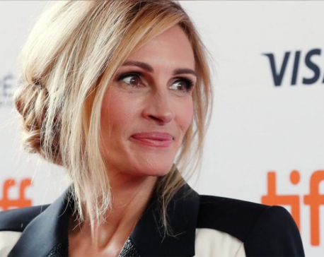 Julia Roberts' first TV series gets Toronto festival premiere