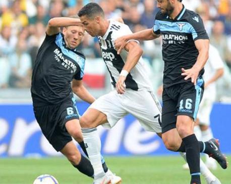Ronaldo sets up all three goals as Juve beat Napoli