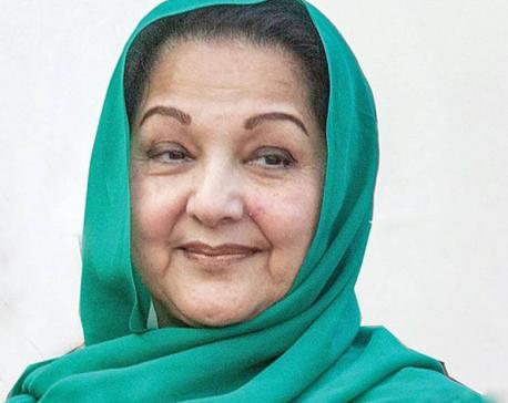 Nawaz Sharif's wife Kulsoom Nawaz dies in London after prolonged illness