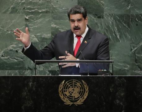 UN court asked to probe Venezuela; leader defiant in speech