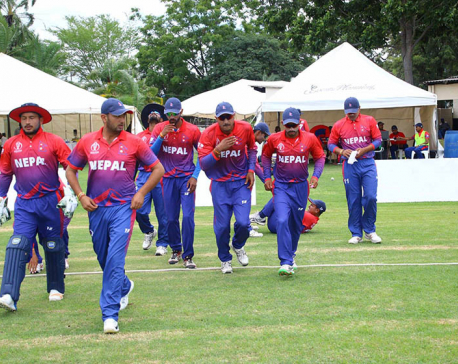 ICC World T20: Nepal thrashes Myanmar by 8 wkts
