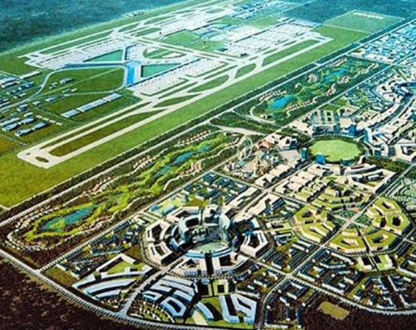 'No alternative to Nijgadh Airport'