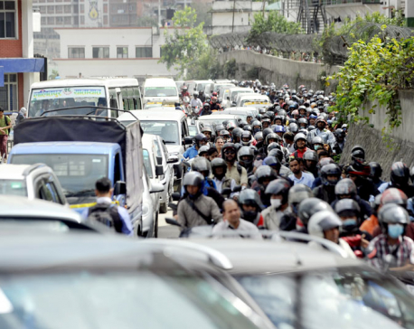 Amid ongoing agitation, NOC limits fuel supply