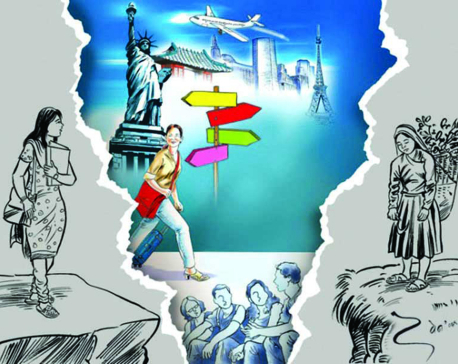 Rethinking foreign employment