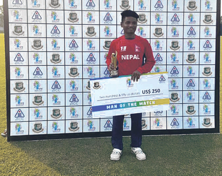 Paudel, Rashid wrap up Youth Asia Cup with an encouraging win